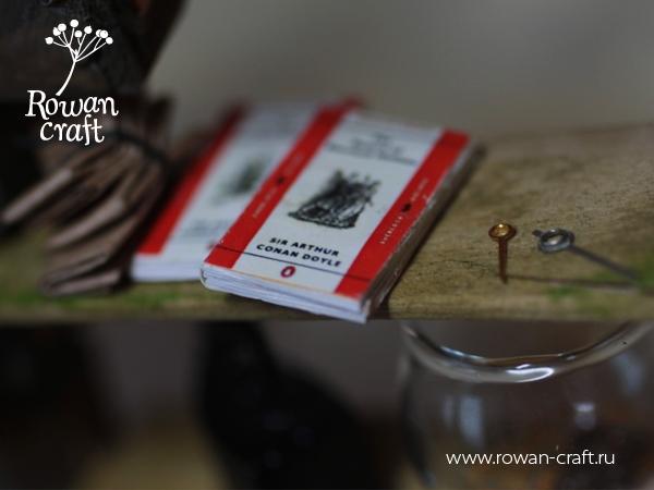 """Миниатюра-стимпанк: """"Мастерская ботаномеханика"""" (Фото 10)"""