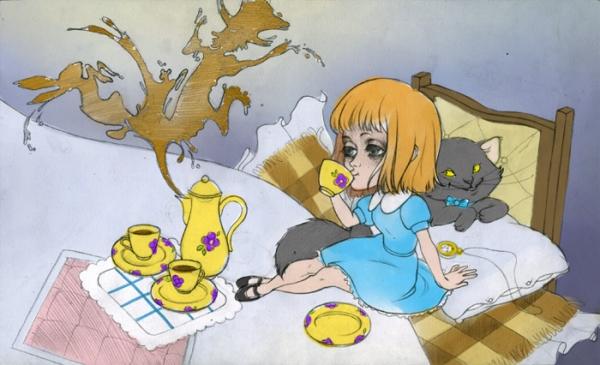 В последнюю минуту :) Безумное чаепитие от Минки (Фото 4)