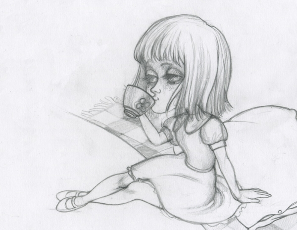 В последнюю минуту :) Безумное чаепитие от Минки (Фото 2)