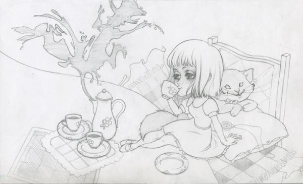 В последнюю минуту :) Безумное чаепитие от Минки (Фото 3)