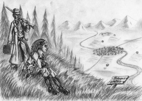 Мои рисунки, наброски и идеи (Фото 5)