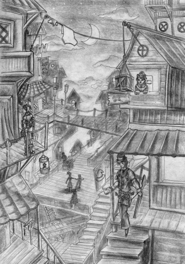 Мои рисунки, наброски и идеи (Фото 6)