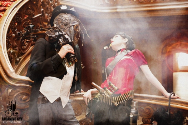 Фото Steampunk  (Victorian style) (Фото 8)