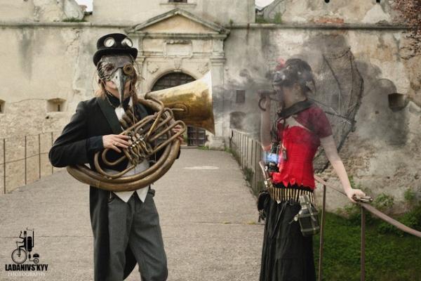 Фото Steampunk  (Victorian style) (Фото 11)