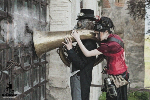 Фото Steampunk  (Victorian style) (Фото 7)