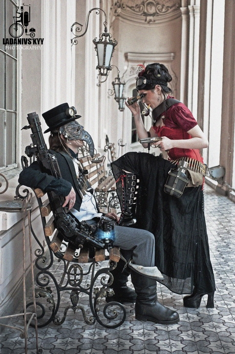 Фото Steampunk  (Victorian style) (Фото 4)