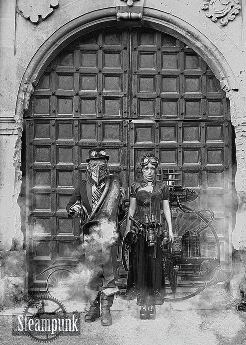 Фото Steampunk  (Victorian style) (Фото 9)