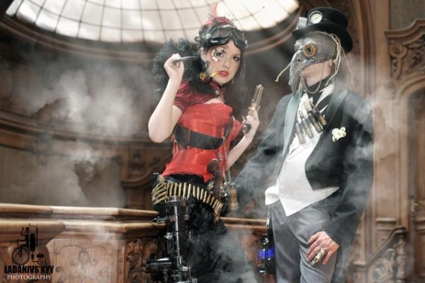 Фото Steampunk  (Victorian style)