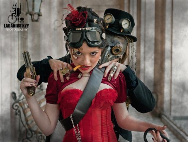 Фото Steampunk  (Victorian style) (Фото 10)