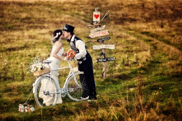 Steampunk Wedding (Фото 10)