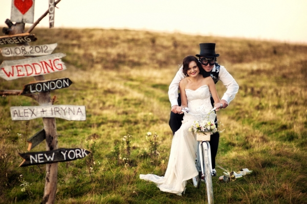 Steampunk Wedding (Фото 11)