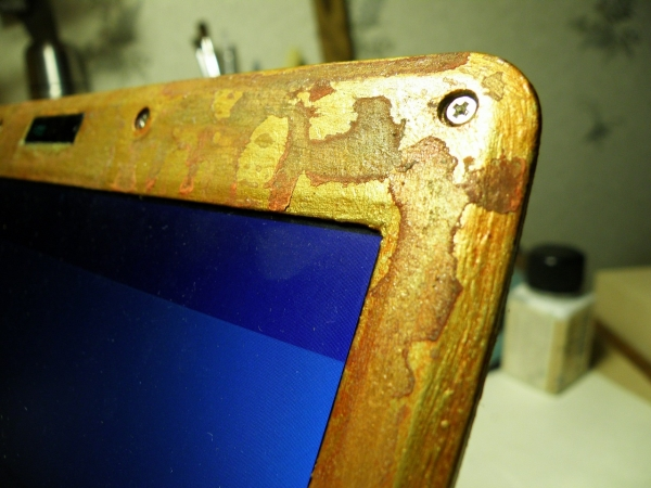 Старый ноутбук и хомяк (Фото 5)