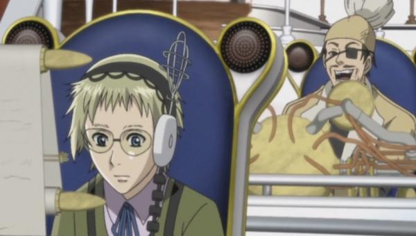 Стеклянный флот - Glass no Kantai [2006] – аниме сериал (Фото 11)