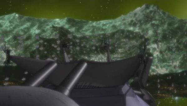Стеклянный флот - Glass no Kantai [2006] – аниме сериал