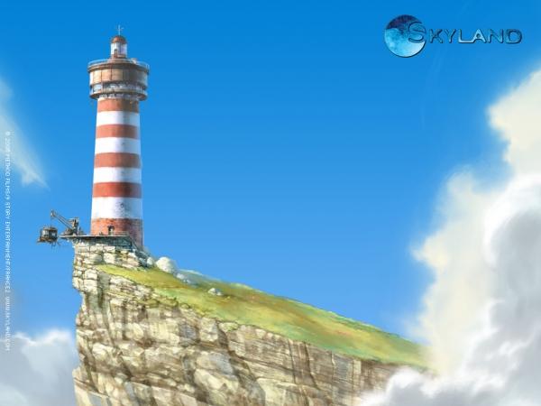 Skyland – Небесная земля - мультсериал (Фото 4)
