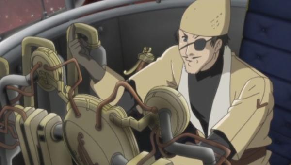 Стеклянный флот - Glass no Kantai [2006] – аниме сериал (Фото 9)