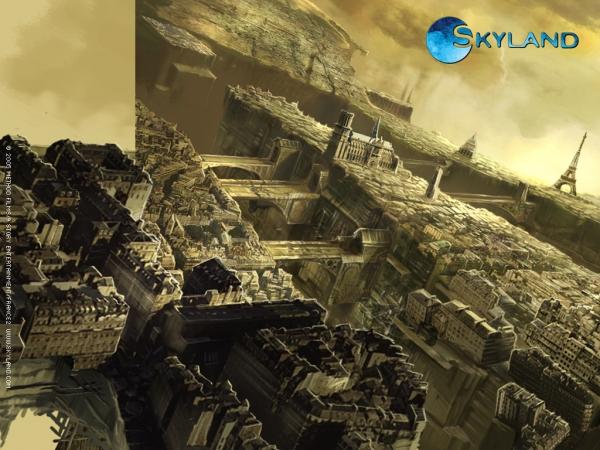 Skyland – Небесная земля - мультсериал (Фото 5)