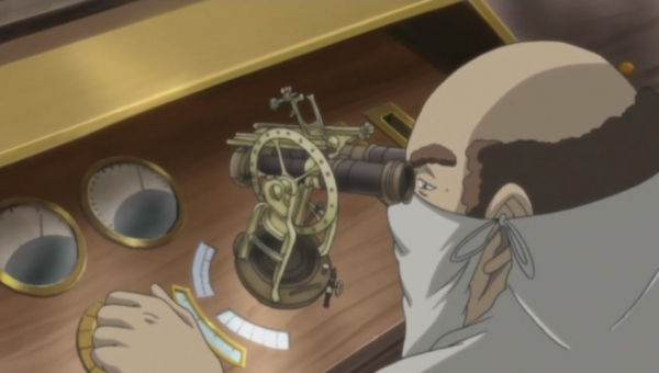Стеклянный флот - Glass no Kantai [2006] – аниме сериал (Фото 12)