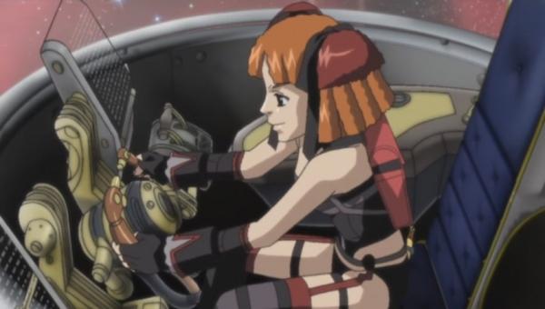 Стеклянный флот - Glass no Kantai [2006] – аниме сериал (Фото 8)
