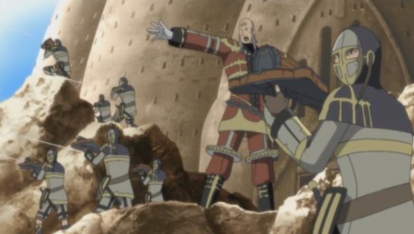 Стеклянный флот - Glass no Kantai [2006] – аниме сериал (Фото 10)