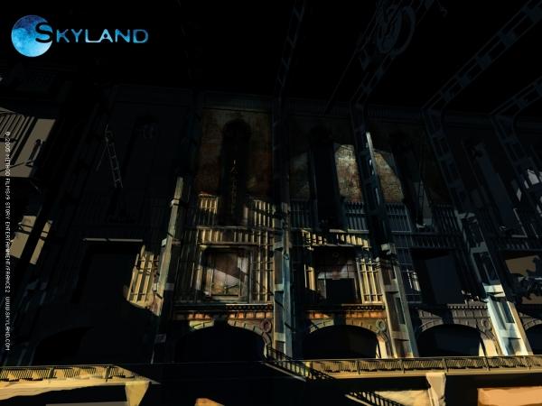 Skyland – Небесная земля - мультсериал (Фото 6)