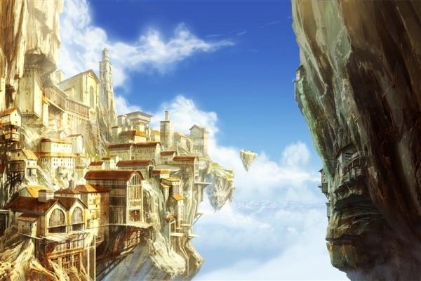 Skyland – Небесная земля - мультсериал (Фото 2)
