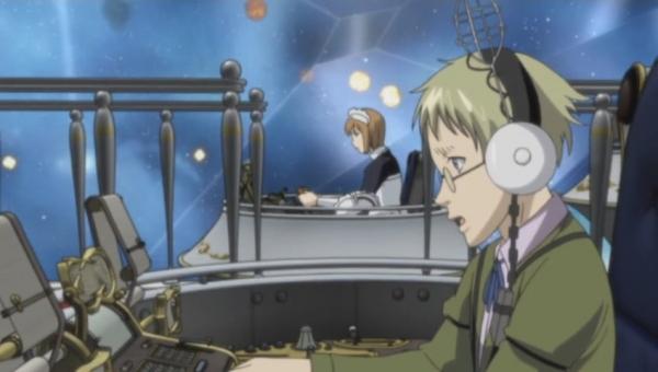 Стеклянный флот - Glass no Kantai [2006] – аниме сериал (Фото 13)
