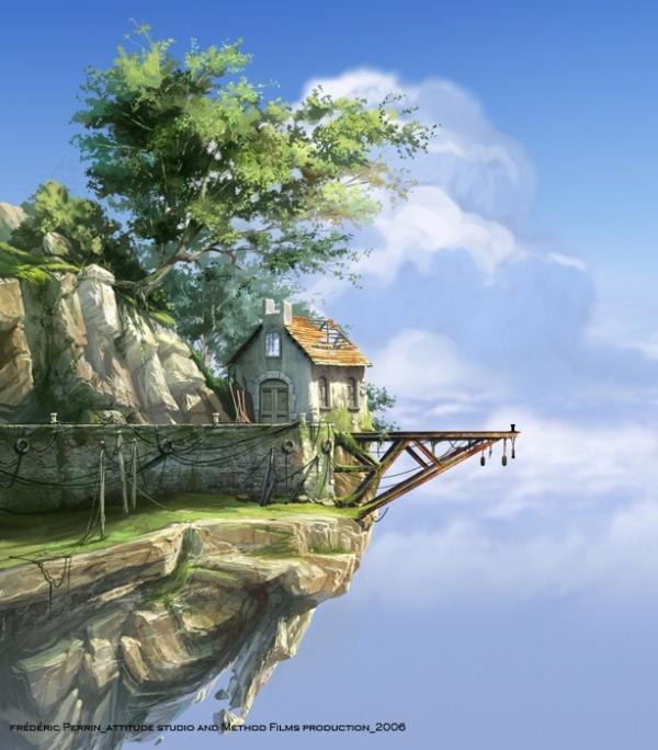 Skyland – Небесная земля - мультсериал