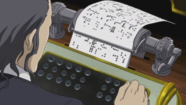 Стеклянный флот - Glass no Kantai [2006] – аниме сериал (Фото 6)