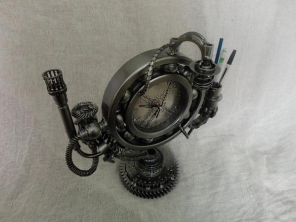 Новая версия паровых часов (Фото 3)