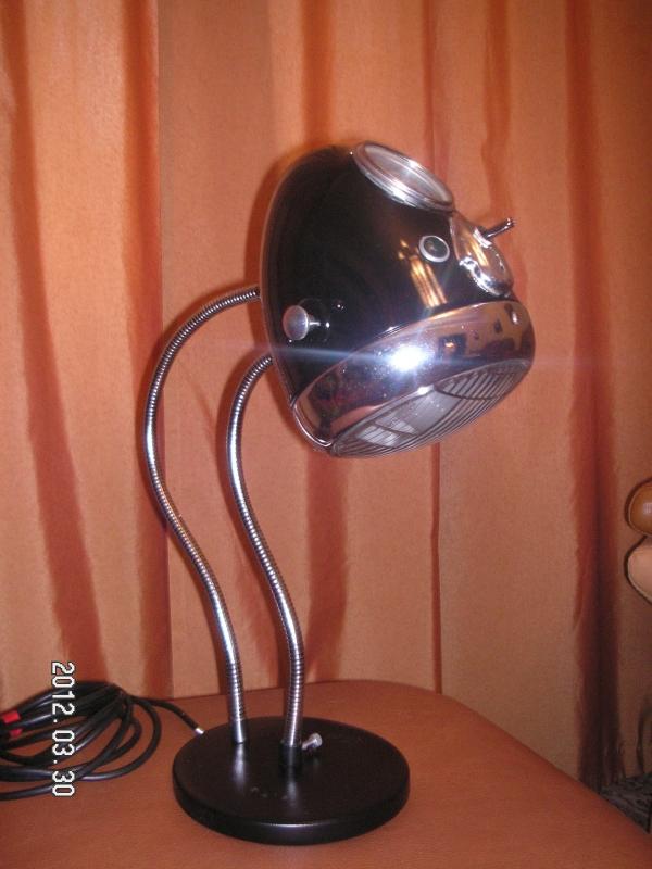 Моя очередная лампа, скорее дизель панк. (Фото 2)
