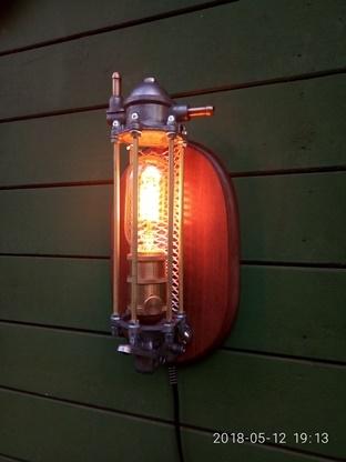 Авторские светильники на продажу и на заказ