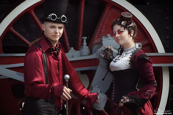 Love story в стиле Steampunk (Фото 2)