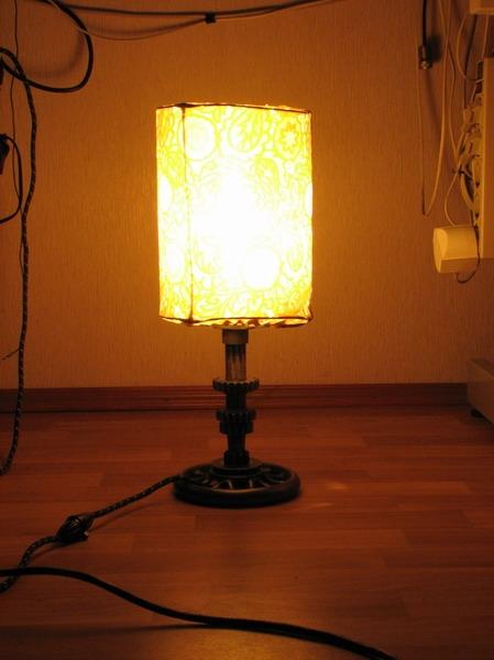 лампа Motorius