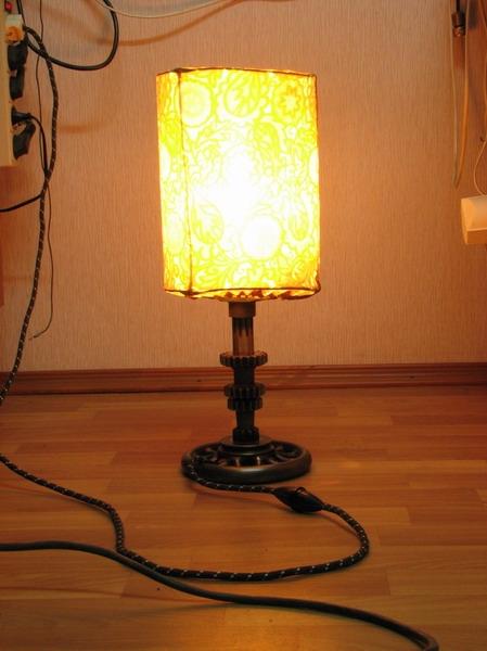 лампа Motorius (Фото 4)