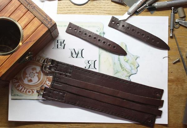 Стимпанк часы от Преториуса. (на конкурс Время) (Фото 7)