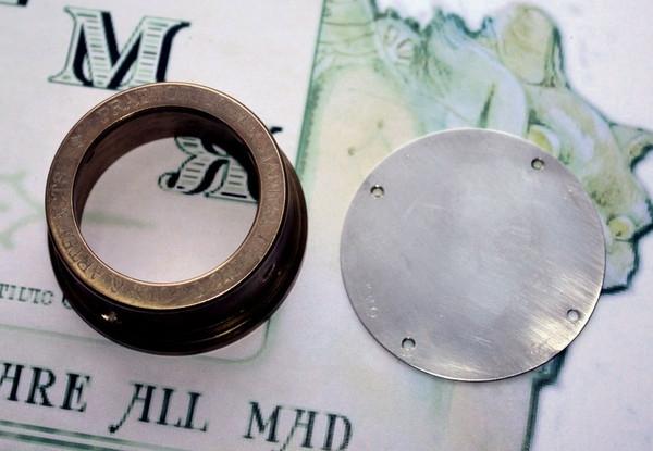 Стимпанк часы от Преториуса. (на конкурс Время) (Фото 3)