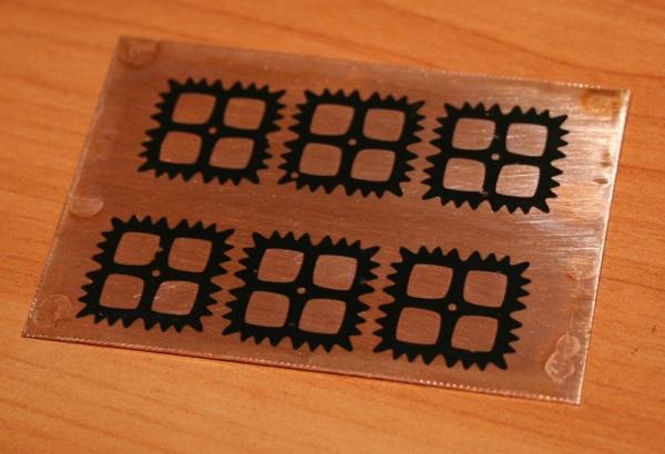 Квадратные шестеренки (Фото 3)