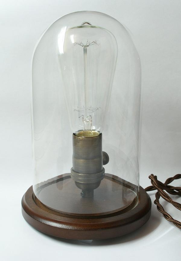 Светильник с лампой Эдисона. (Фото 2)