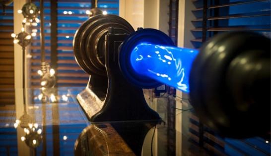 Искусство плазменного освещения и стимпанк дизайн!