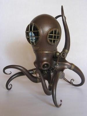 Биомеханические скульптуры Nozomu Shibata и не только.