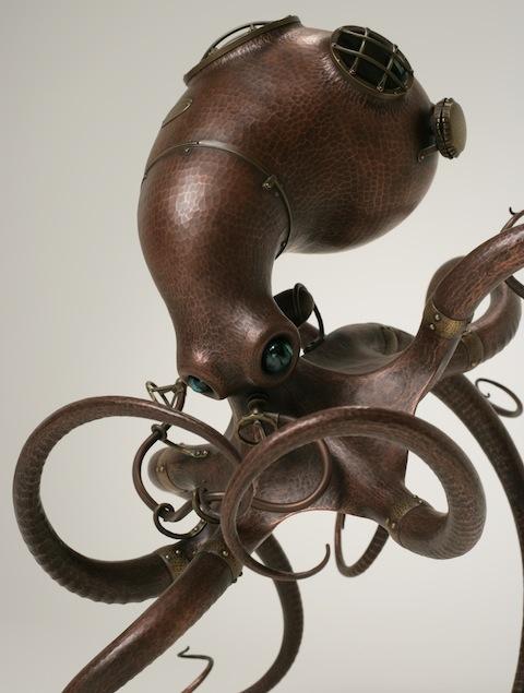 Биомеханические скульптуры Nozomu Shibata и не только. (Фото 3)