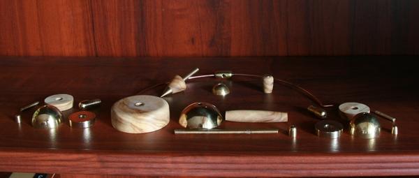 Pendulum toys 2