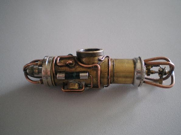 """Флешка """"Oberon"""" - протоконцепт ракето-торпеды на 16 Гтон (Фото 2)"""