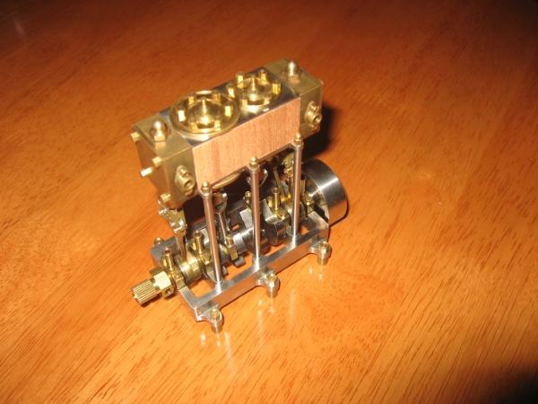 Компаунд машина минного судна (Фото 4)