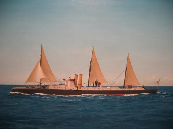Компаунд машина минного судна (Фото 5)