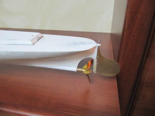 Компаунд машина минного судна (Фото 7)