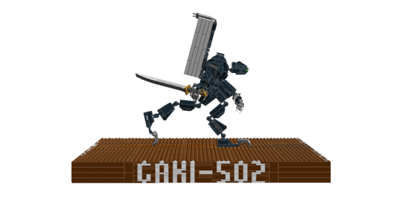 """""""Гаки-502"""" - паровой робот японского производства (Фото 14)"""