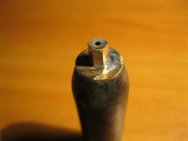 бензиновая стимпанк зажигалка, плагиат(часть 1) (Фото 4)