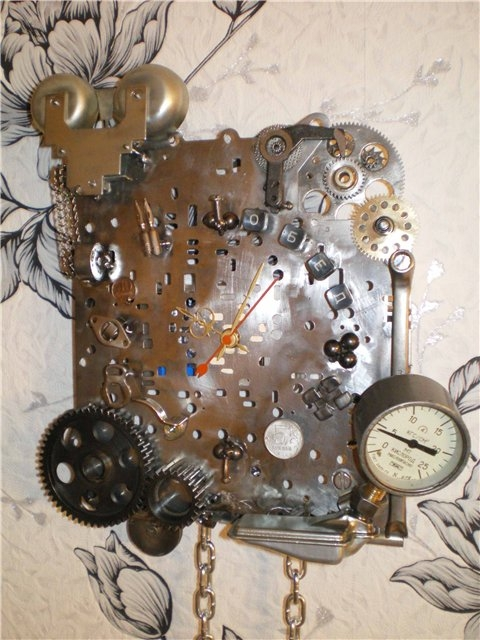 Настенный хронометр (Фото 4)